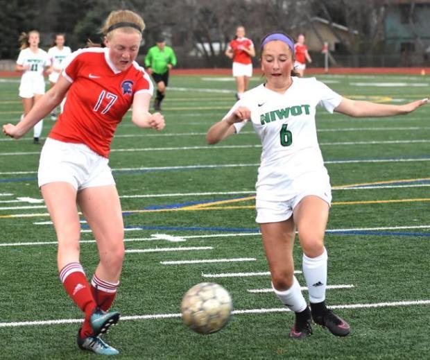Girls soccer: Centaurus and Niwot play to a draw – BoCoPreps