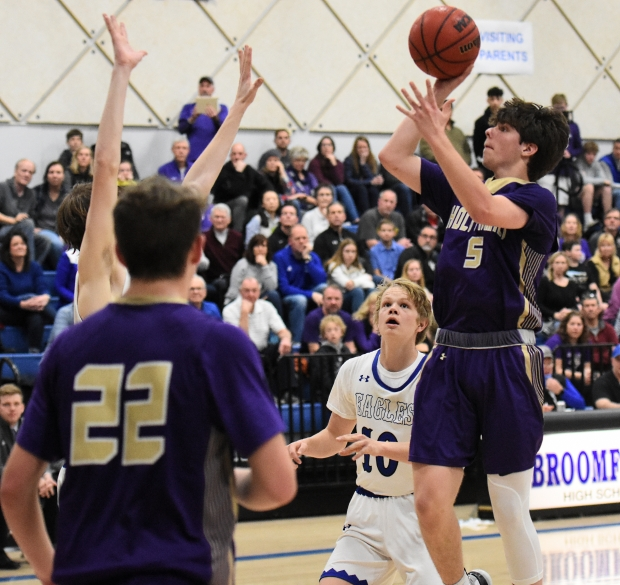 Boys basketball: Broomfield surges in second overtime to beat Holy Family – BoCoPreps